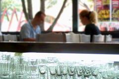 cafe Royaltyfri Foto
