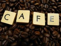 cafe Arkivfoton