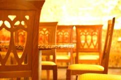 cafe abstrakcyjna Zdjęcie Stock