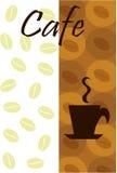 Cafe background Stock Photo