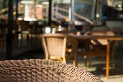Cafe Background Royalty Free Stock Image