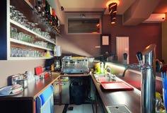 Cafe bar Stock Photo