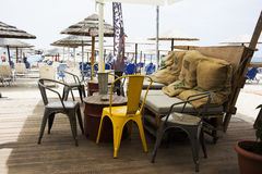 Cafe bar Royalty Free Stock Photo
