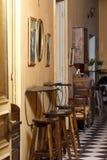 Cafe bar interior Stock Photos
