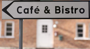 Cafe and bistro Stock Photo