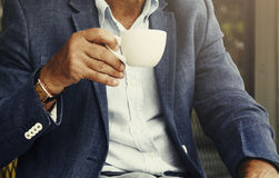 Cafe Coffee Caffeine Casual Relaxation Style Concept Stock Photos