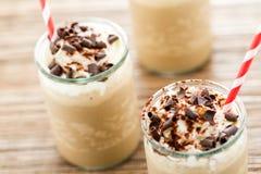Cafe Creme Brulee Cold Drink Royalty Free Stock Image