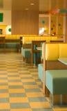 Cafe on Cruise Ship Stock Images
