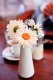 Cafe decoration Stock Image