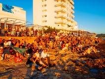 Cafe Del Mar, Ibiza Stock Image