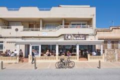 Cafe des Xorri Royalty Free Stock Photos