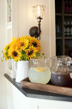 Cafe Drinks Stock Images