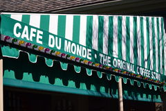 Cafe Du Monde New Orleans Stock Photos