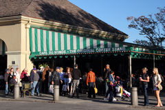 Cafe Du Monde Royalty Free Stock Images