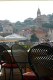 Cafe europe royalty free stock image