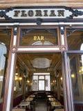 Cafe Florian, Venice stock photos