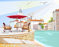Free Cafe In Italy Royalty Free Stock Photography - 19501187