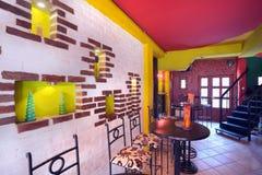 Cafe interior Stock Photo