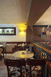 Cafe Interior Royalty Free Stock Images
