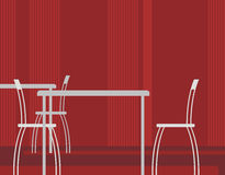 Cafe interior 2 Royalty Free Stock Photo