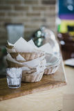 Cafe interior details. Close up royalty free stock images