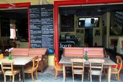 Cafe Interior Royalty Free Stock Photos