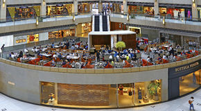 Cafe landmark restaurant, hong kong Stock Photos