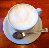 Cafe Latte Royaltyfria Bilder