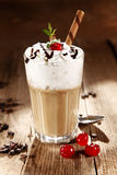 Cafe latte Stock Images