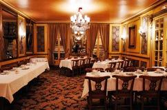 Cafe Le Procope, PARÍS, FRANCIA fotografía de archivo