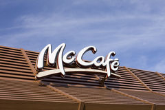 cafe mc Arkivbilder