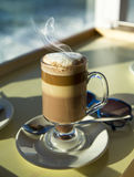 Cafe mocha Royalty Free Stock Image