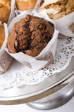 Cafe muffins Royalty Free Stock Photo