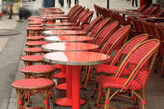 Cafe in Paris Royalty Free Stock Photo