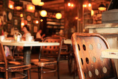 Cafe. In Paris, France vacation royalty free stock photography