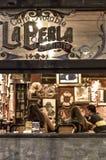 Cafe porteño Stock Images