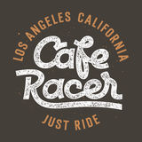 Cafe Racer 001 Royalty Free Stock Image