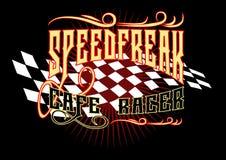 Cafe racer royalty free stock photos
