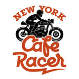 Cafe Racer 004 Stock Images