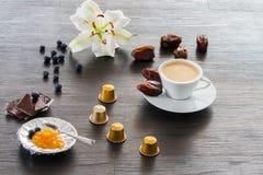 cafe sent Royaltyfria Foton