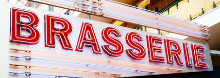 Free Cafe Sign Stock Photography - 85119902