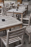 Cafe Table and Chairs Royalty Free Stock Image