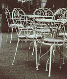 Cafe Stock Photo