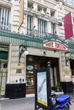 Cafe Tortoni Buenos Aires Argentina Royalty Free Stock Photography