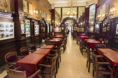 Cafe Tortoni 02 Royalty Free Stock Photography