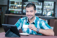 Cafe Royalty Free Stock Images