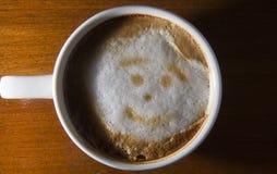 cafekaffe Arkivbild