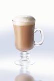 Cafekaffelatte royaltyfria bilder