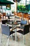 cafeserie Arkivfoton