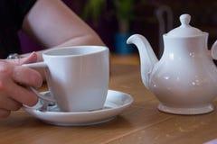 Cafetaria Fotos de Stock